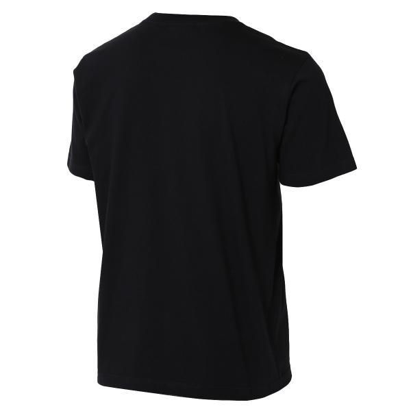 【即納】エンコーデッド T. x ENCODED メンズ Tシャツ トップス FAKE 3D TEE black|fermart|02