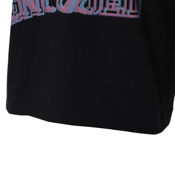 【即納】エンコーデッド T. x ENCODED メンズ Tシャツ トップス FAKE 3D TEE black|fermart|06