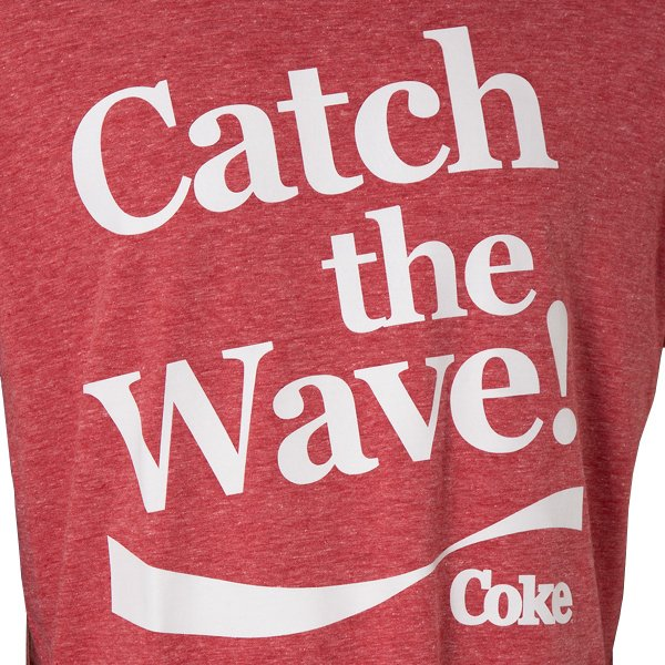 【即納】アメリカンイーグル American Eagle メンズ Tシャツ トップス AE GRAPHIC T-SHIRT Catch the Wave coke Red Beam|fermart|03