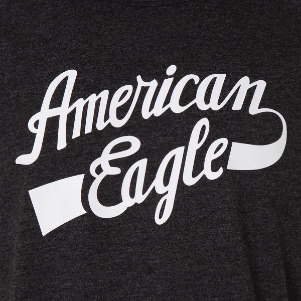 【即納】アメリカンイーグル American Eagle メンズ Tシャツ トップス AE GRAPHIC T-SHIRT Black|fermart|03