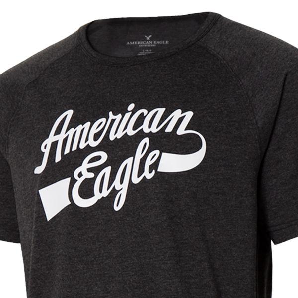 【即納】アメリカンイーグル American Eagle メンズ Tシャツ トップス AE GRAPHIC T-SHIRT Black|fermart|04