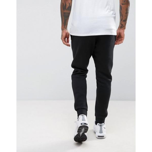 【即納】ナイキ Nike メンズ ジョガーパンツ ボトムス・パンツ Cuffed Club Jogger In Black 804408-010 Black|fermart|08