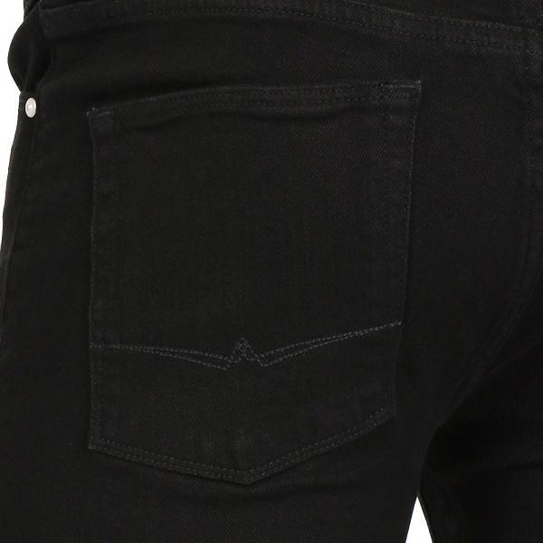 【即納】エイソス ASOS メンズ ジーンズ・デニム ボトムス・パンツ Super Skinny Jeans With Knee Rips Black|fermart|04