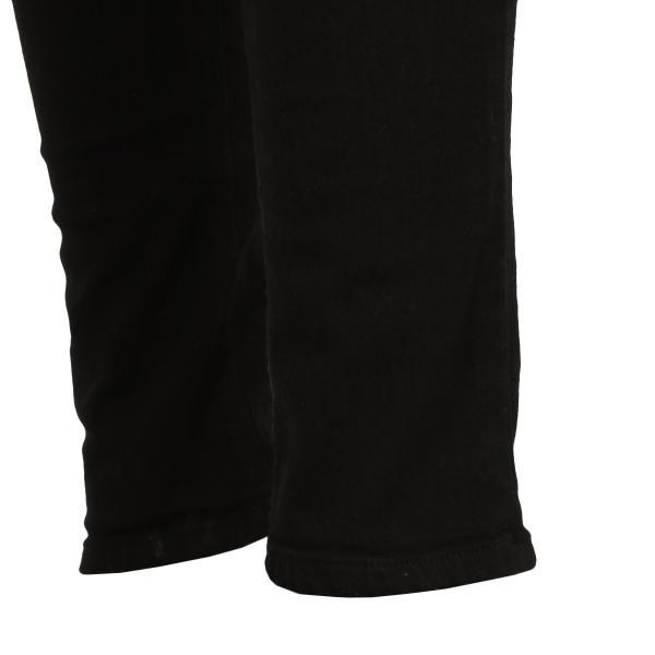【即納】エイソス ASOS メンズ ジーンズ・デニム ボトムス・パンツ Super Skinny Jeans With Knee Rips Black|fermart|06