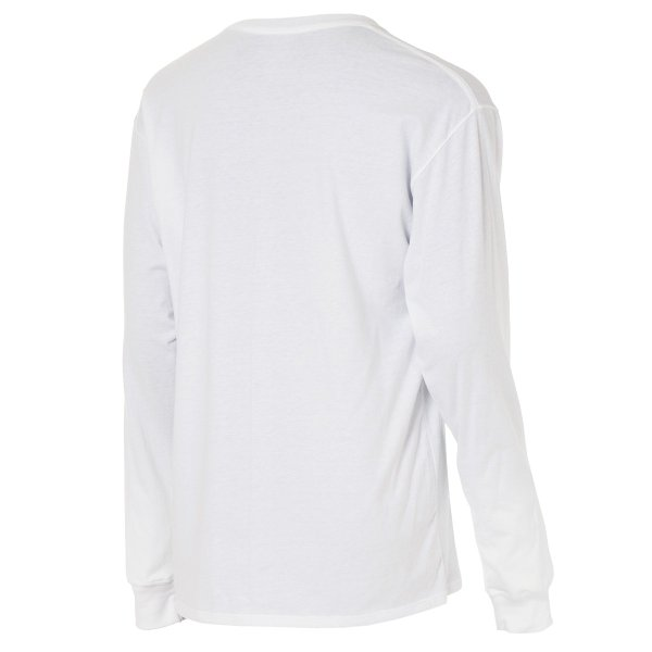 【即納】チャンピオン Champion メンズ 長袖Tシャツ トップス ロンT ロングT ロングスリーブ Classic Jersey LS Tee  WHITE fermart 02