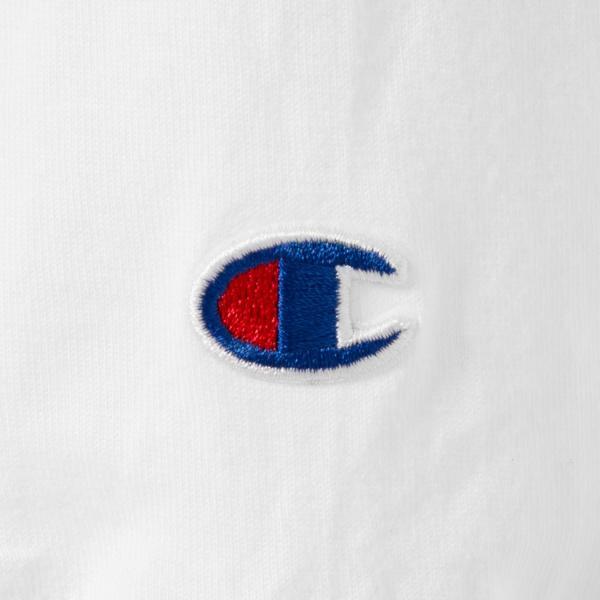 【即納】チャンピオン Champion メンズ 長袖Tシャツ トップス ロンT ロングT ロングスリーブ Classic Jersey LS Tee  WHITE fermart 04