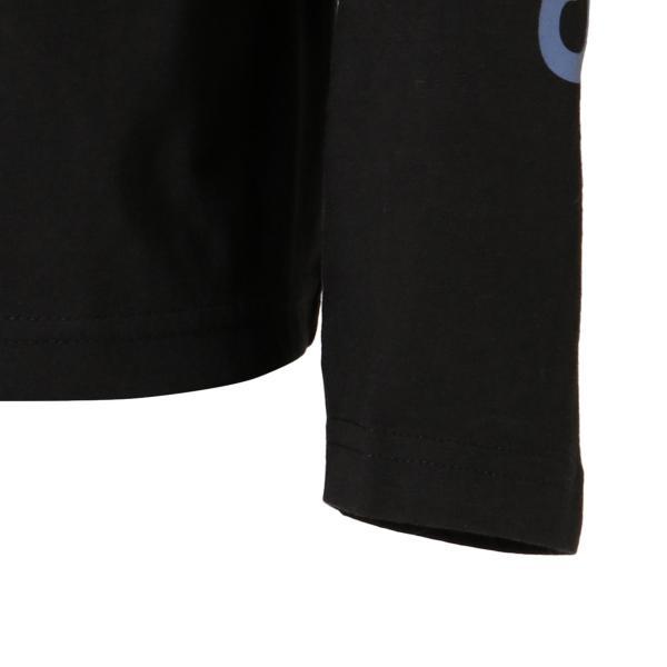 【即納】カルバンクライン Calvin Klein メンズ 長袖Tシャツ トップス BARN PRINT LS TEE BLACK ロンT ロングT ロングスリーブ fermart 06