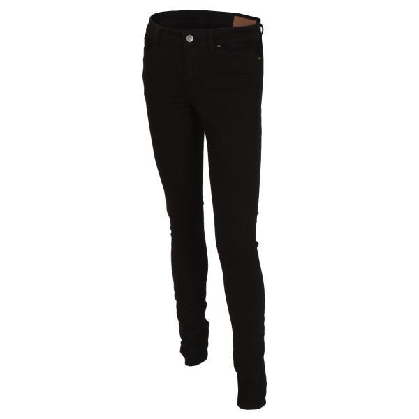 【即納】エイソス ASOS メンズ ジーンズ・デニム ボトムス・パンツ Extreme Super Skinny Jeans Black|fermart