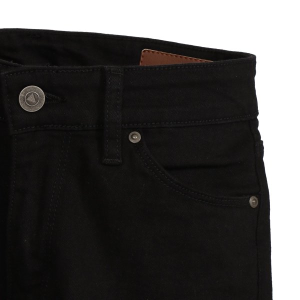 【即納】エイソス ASOS メンズ ジーンズ・デニム ボトムス・パンツ Extreme Super Skinny Jeans Black|fermart|03