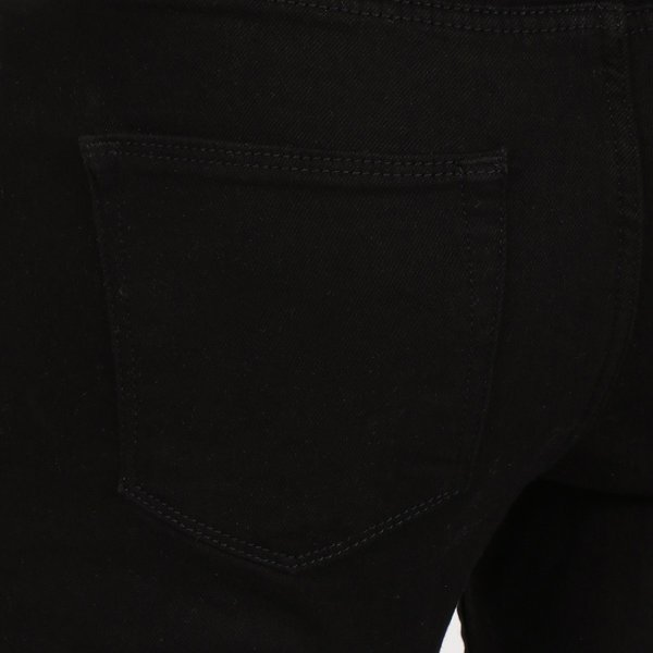 【即納】エイソス ASOS メンズ ジーンズ・デニム ボトムス・パンツ Extreme Super Skinny Jeans Black|fermart|04