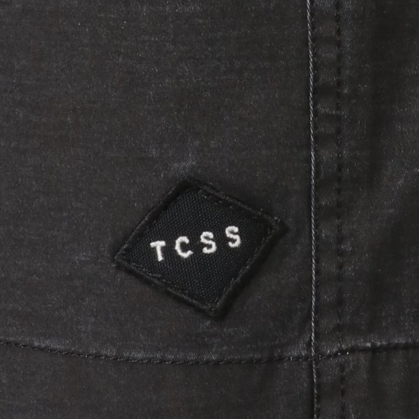 【即納】TCSS TCSS メンズ 海パン 水着・ビーチウェア PLAIN JANE BOARDSHORT PHANTOM|fermart|06