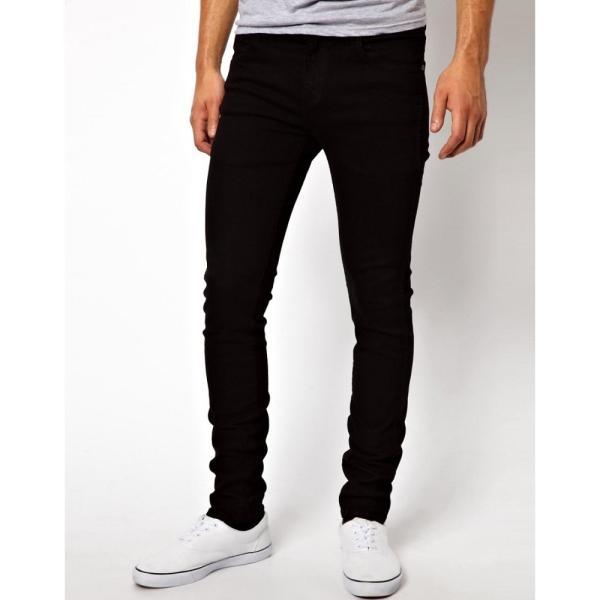 【即納】ドクターデニム Dr Denim メンズ ジーンズ・デニム ボトムス・パンツ Snap Skinny Jeans Black|fermart|07