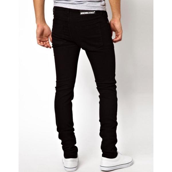 【即納】ドクターデニム Dr Denim メンズ ジーンズ・デニム ボトムス・パンツ Snap Skinny Jeans Black|fermart|08