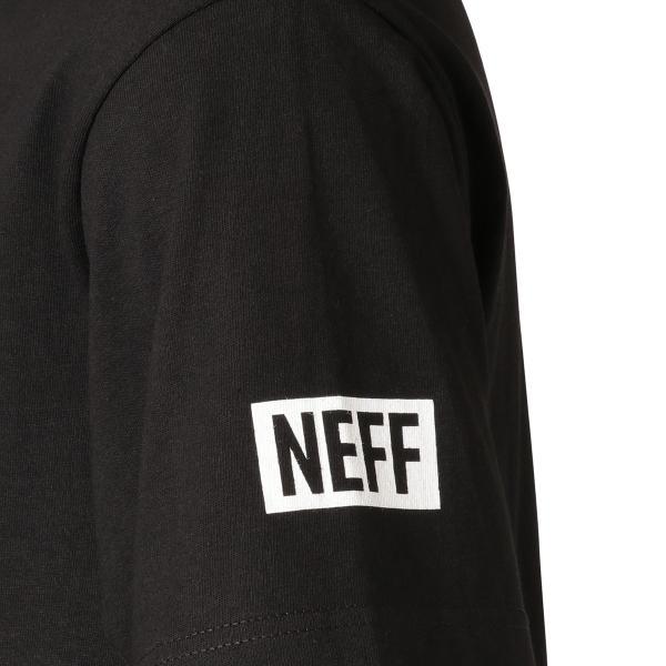 【即納】ネフ NEFF メンズ Tシャツ トップス Disney Collection Three Fill Mickey Mens T-Shirt BLACK|fermart|05