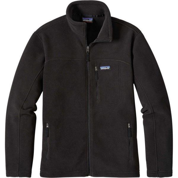 【即納】パタゴニア Patagonia メンズ フリース トップス Classic Synchilla Fleece Jacket Black|fermart