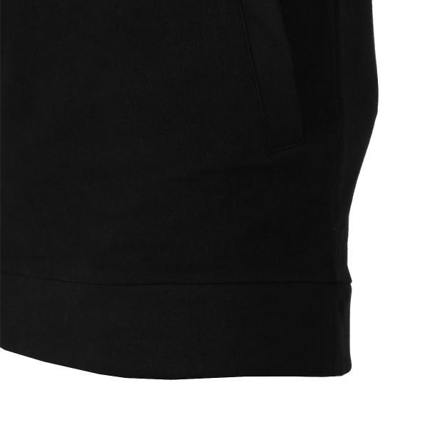 【即納】エイソス ASOS メンズ スウェット・トレーナー トップス Super Longline Hoodie Black Black|fermart|05