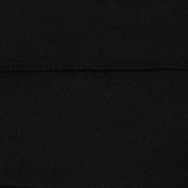【即納】エイソス ASOS メンズ スウェット・トレーナー トップス Super Longline Hoodie Black Black|fermart|06