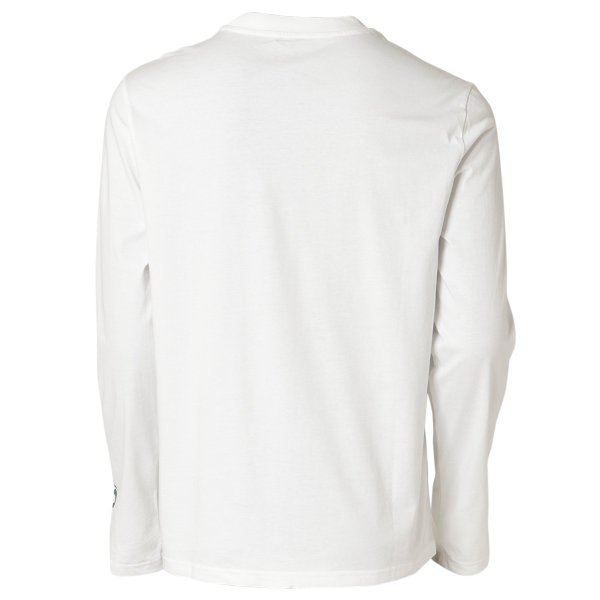 【即納】カルバンクライン Calvin Klein メンズ 長袖Tシャツ トップス LANDSCAPE PRINT LS TEE WHITE ロンT ロングT ロングスリーブ|fermart|02