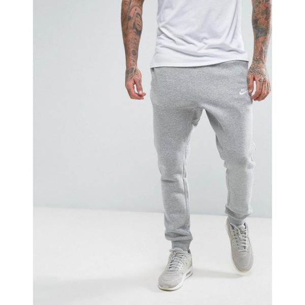 【即納】ナイキ Nike メンズ ジョガーパンツ ボトムス・パンツ Cuffed Club Jogger In Grey 804408-063 Grey Grey|fermart|07