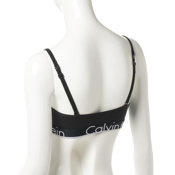 【即納】カルバンクライン Calvin Klein Underwear レディース ブラジャーのみ インナー・下着 ID Triangle Bra Black fermart 03