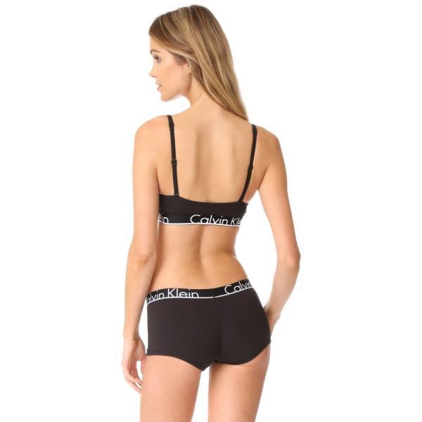 【即納】カルバンクライン Calvin Klein Underwear レディース ブラジャーのみ インナー・下着 ID Triangle Bra Black fermart 05