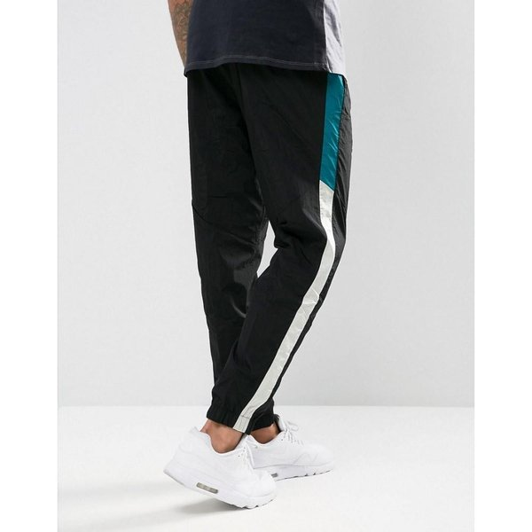 【即納】ナイキ Nike メンズ ジョガーパンツ ボトムス・パンツ Archive Track Jogger In Black 921745-010 Black Black|fermart|02