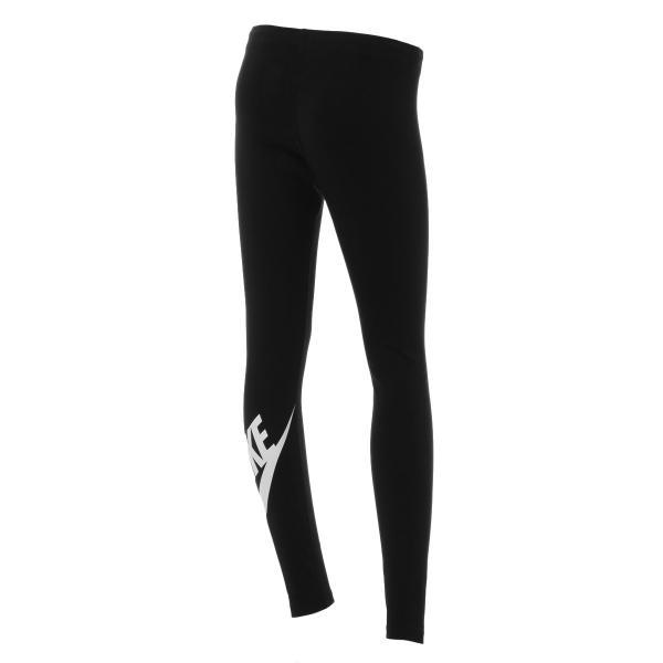 【即納】ナイキ Nike レディース スパッツ・レギンス インナー・下着 Leg A See Leggings In Black With Futura Logo Black/ white Black/ white|fermart|02