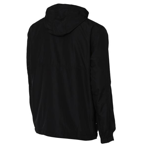 【即納】ハフ HUF メンズ ジャケット アウター アノラック HUF PRODUCTIONS INC ANORAK BLACK fermart 02