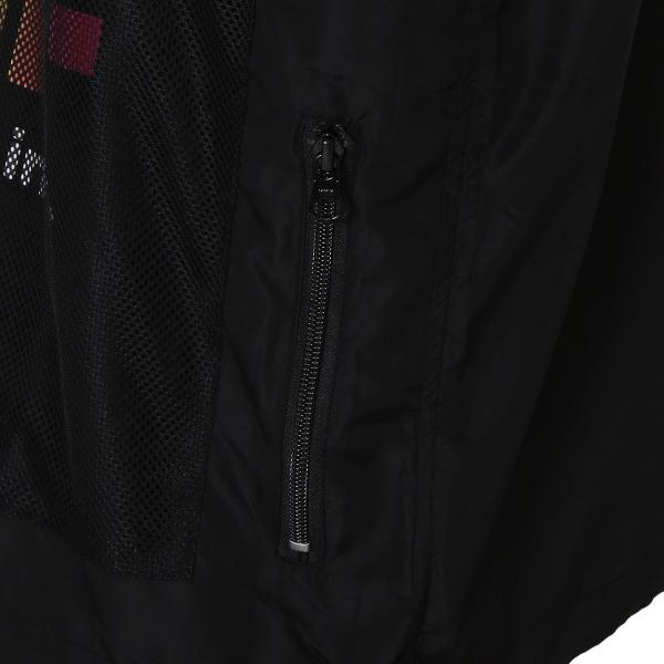 【即納】ハフ HUF メンズ ジャケット アウター アノラック HUF PRODUCTIONS INC ANORAK BLACK fermart 06