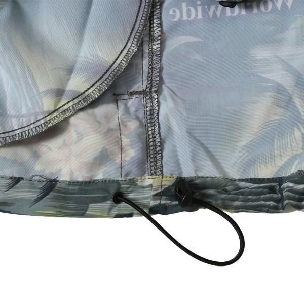 【即納】ハフ HUF メンズ ジャケット アウター アノラック VENICE PACKABLE ANORAK JACKET BLACK|fermart|06