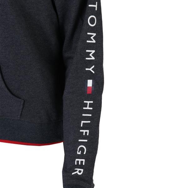 【即納】トミー ヒルフィガー Tommy Hilfiger レディース パーカー トップス TH Retro Hoodie PEACOAT|fermart|03