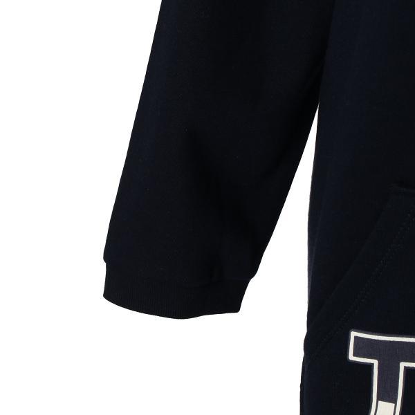 【即納】トミー ヒルフィガー Tommy Hilfiger レディース パーカー トップス フーディー フード VELOUR TRIM PJ HOODIE 410 NAVY BLAZER|fermart|05