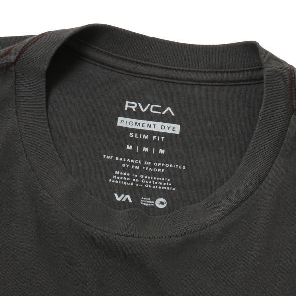 【即納】ルーカ RVCA メンズ Tシャツ トップス TEXT SS PIRATE BLACK|fermart|04