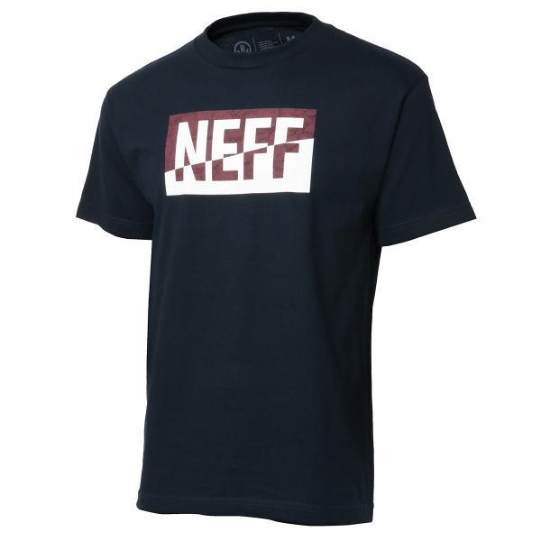 【即納】ネフ NEFF メンズ Tシャツ トップス New World Tee  Navy fermart