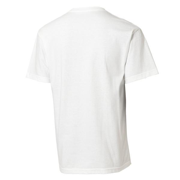 【即納】ネフ NEFF メンズ Tシャツ トップス Quad Tee  White/Purple fermart 02