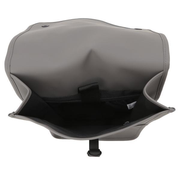 【即納】レインズ RAINS ユニセックス バックパック・リュック バッグ Backpack 1220 Charcoal デイパック 防水 fermart 03