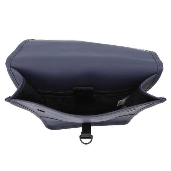 【即納】レインズ RAINS ユニセックス バックパック・リュック バッグ Backpack Mini 1280 Blue デイパック 防水|fermart|03