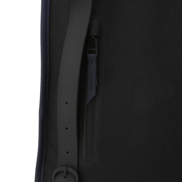 【即納】レインズ RAINS ユニセックス バックパック・リュック バッグ Backpack Mini 1280 Blue デイパック 防水|fermart|05
