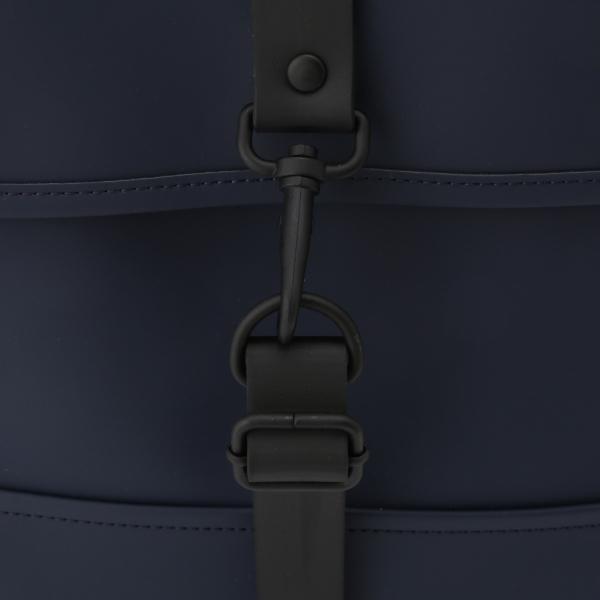 【即納】レインズ RAINS ユニセックス バックパック・リュック バッグ Backpack Mini 1280 Blue デイパック 防水|fermart|06