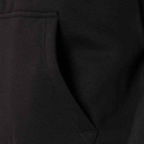 【即納】カルバンクライン Calvin Klein メンズ パーカー トップス NEW ICONIC GRAPHIC HOODIE BLACK フーディー フード|fermart|06