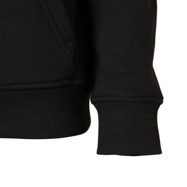 【即納】カルバンクライン Calvin Klein メンズ パーカー トップス NEW ICONIC GRAPHIC HOODIE BLACK フーディー フード|fermart|07