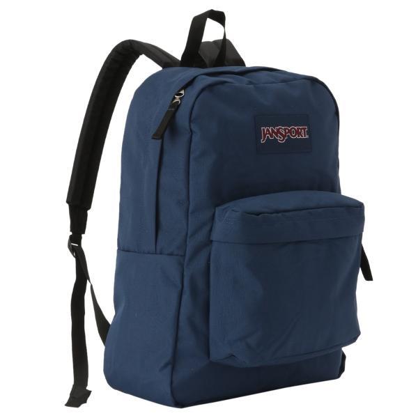 【即納】ジャンスポーツ JANSPORT ユニセックス バックパック・リュック バッグ SUPERBREAK BAG NAVY fermart