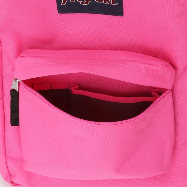 【即納】ジャンスポーツ JANSPORT ユニセックス バックパック・リュック バッグ SUPERBREAK BAG ULTRA PINK|fermart|04