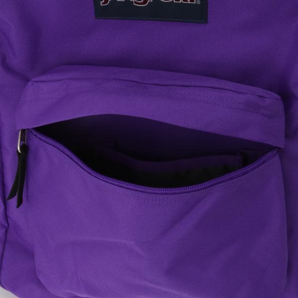 【即納】ジャンスポーツ JANSPORT ユニセックス バックパック・リュック バッグ SUPERBREAK BAG SIGNATURE PURPLE|fermart|04