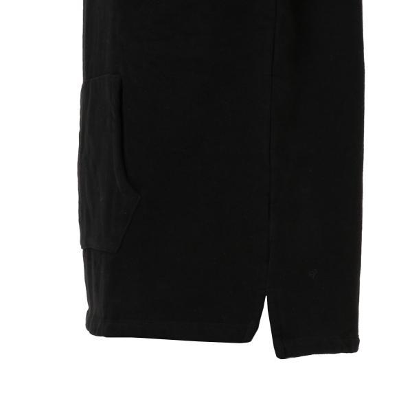 【即納】エンコーデッド ENCODED メンズ パーカー トップス フーディー フード Oversized line hoodie BLACK fermart 05