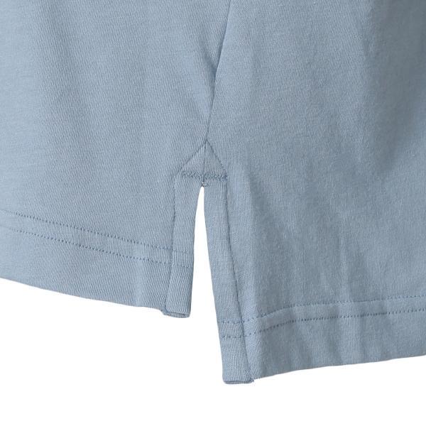 【即納】トミー ヒルフィガー Tommy Hilfiger メンズ Tシャツ トップス S/S CREW TEE DUSTY BLUE ロゴ クルーネック|fermart|06