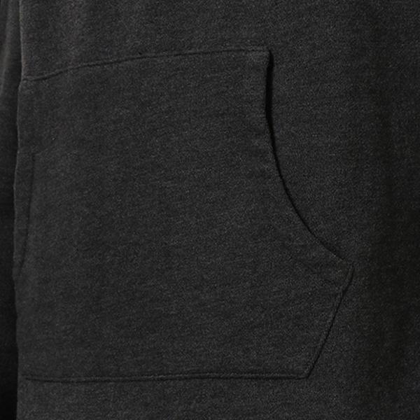 【即納】エンコーデッド ENCODED メンズ パーカー トップス フーディー フード Oversized line hoodie Charcoal GREY|fermart|03