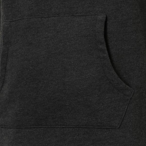 【即納】エンコーデッド ENCODED メンズ パーカー トップス フーディー フード Oversized line hoodie Charcoal GREY|fermart|06