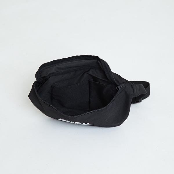 【即納】エンコーデッド ENCODED メンズ ボディバッグ・ウエストポーチ バッグ ENCD BASIC SHOULDER BAG black fermart 02
