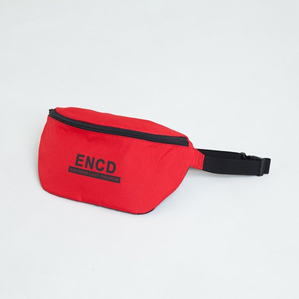 【即納】エンコーデッド ENCODED メンズ ボディバッグ・ウエストポーチ バッグ ENCD BASIC SHOULDER BAG red|fermart